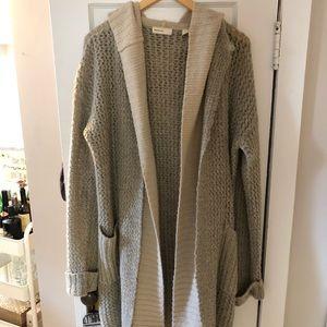 Anthropology Long Sweater